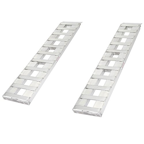 - Discount Ramps 03-12-060-046-S Car Hauler Trailer Ramp (Hybrid, 60