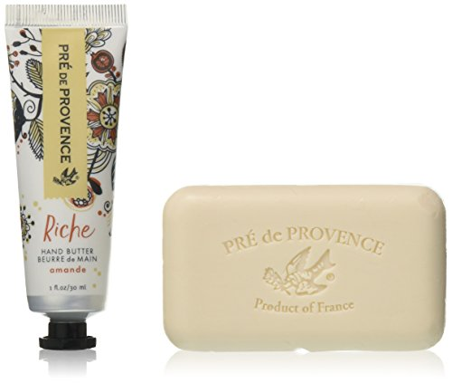Pre de Provence Riche Collection Hand Cream Gift Set, 1 Flui