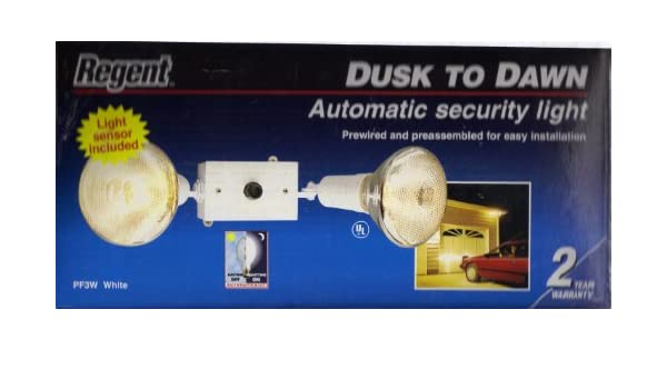 Regent automatic security light dusk to dawn motion sensor regent automatic security light dusk to dawn motion sensor lighting amazon mozeypictures Images