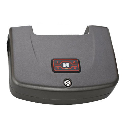 Hornady Rapid Safe Wall Mount for Long Guns - RFID Entry Quick Access Safe For Shotguns and Rifles
