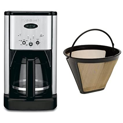 Amazoncom Cuisinart DCC1200 Brew Central 12Cup Programmable