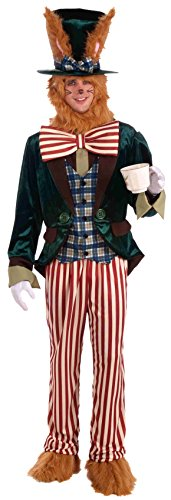 March Hare Costume Male (Forum Novelties Men's March Hare Costume, Multi, One Size)