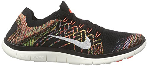 Orng 4 Blanco Azul Bl 0 Shoes Men's Free Sl Black Sports Naranja hypr Flyknit unvrsty Black Nike 6fnvzp5