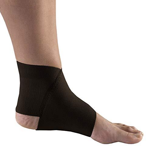 (Champion Ankle Support, Figure-8 Style, Knit Elastic, Black, Medium)