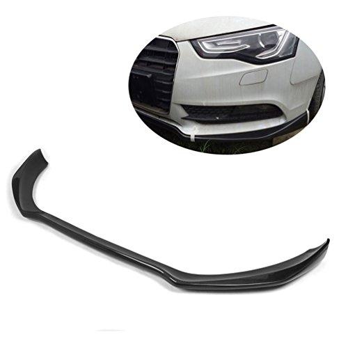 [JCSPORTLINE Carbon Fiber Front Lip Spoiler for AUDI A5 Quattro Coupe Sportback (2014 & AFTER)] (Audi A5 Tuning)
