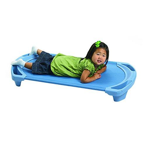 SpaceLine Toddler Cot - Assembled ()