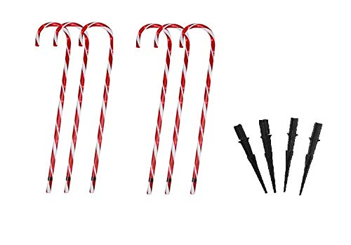 (Lighted Candy Canes 28