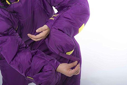 Selk'bag Wearable Purple Haze, Medium