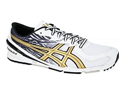 ASICS PIRANHA SP4 Racing Shoes - 6.5 - Gold 91f49da41689