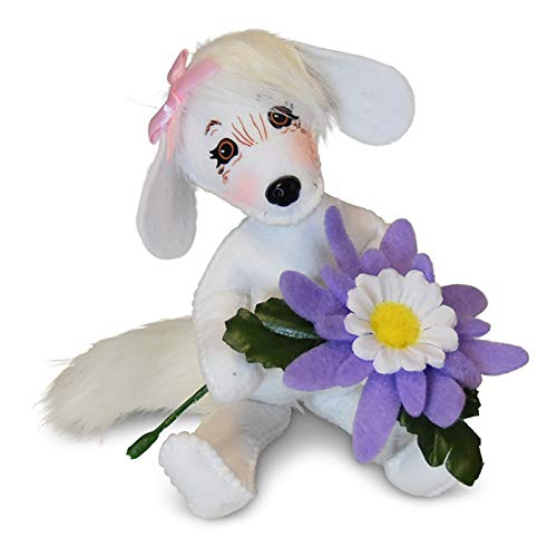 - Annalee 4in Daisy Days Doggie