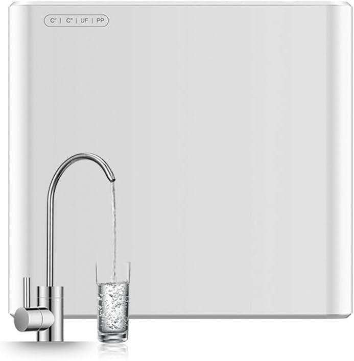 PLMN Hogar Purificador De Agua Agua del Grifo Agua Mineral Cocina Bajo Tabla Prefiltro (Color : A): Amazon.es: Deportes y aire libre