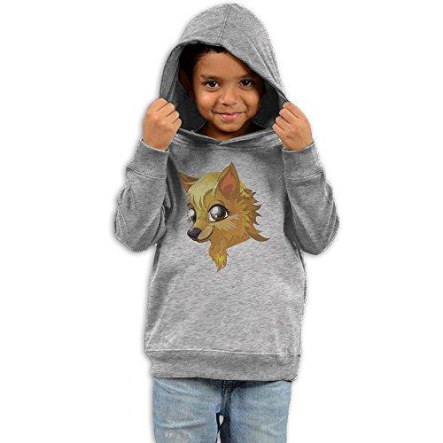 Boy Girl Horse Fox Travel Shirt Sweatshirt Tops Outfits Clothes Ash 4 - Kids Zalora
