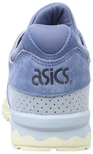 Asics Gel-Lyte V, Scarpe da Ginnastica Basse Unisex – Adulto Blu (Skyway/Skyway)