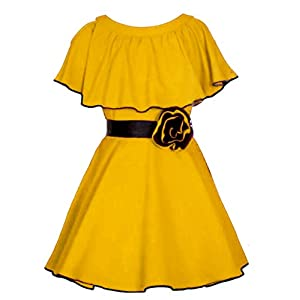 Fashion Dream Girls' Knee Length Dress