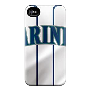 Iphone 6 Txa11050Ilqf Customized Colorful Seattle Mariners Image Bumper Phone Cases -best-phone-covers