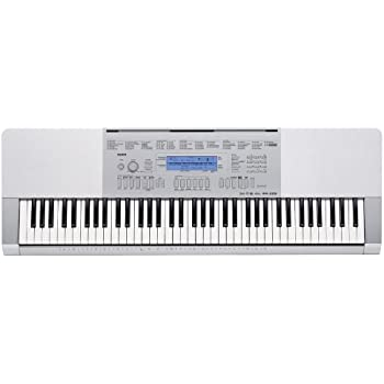 old model casio wk 200 76 key personal keyboard with mp3 audio connection and 570. Black Bedroom Furniture Sets. Home Design Ideas