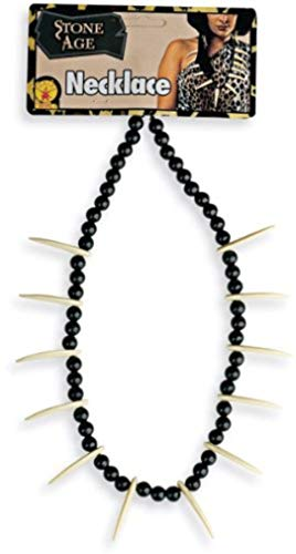 Rubie's Jungle Necklace Caveman or Prehistoric Costume Accessory, 2 -
