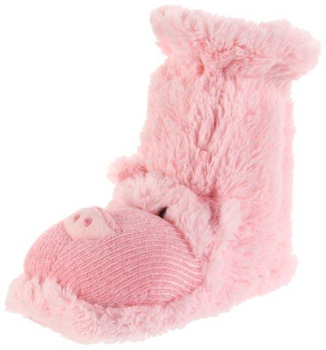 Amici Sfocati, Il Divertimento Delle Donne Per I Piedi Rosa Pantofola