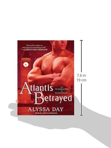 Atlantis Betrayed (Warriors of Poseidon): Alyssa Day, Joshua ...