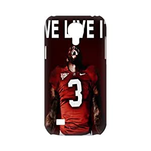 3D Print NCAA University Alabama Crimson Tide Case Cover for SamSung Galaxy S4 mini i9192/i9198 - Personalized Cell Phone Protective Hard case Shell