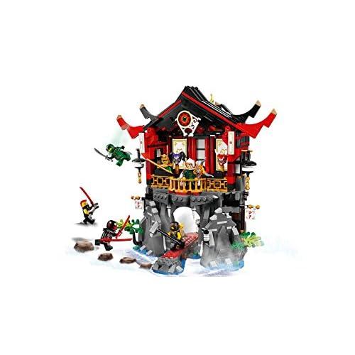 LEGO Ninjago - Templo de la resurrección (70643) 30%OFF - www.bbs ...