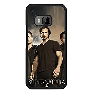 Manly Actor Supernatural Phone Case Cover for Htc One M9 Fantasy TV Series Design
