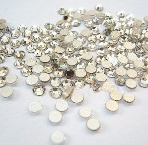 ALICE Wholesale 1440Pcs Flatback Rhinestone ss6 Crystal , Costume Accessories