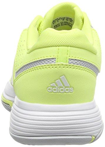 adidas adidasBarricade Court W - Zapatillas de Tenis Mujer Giallo (froyel/ftwwh)