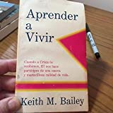 img - for Aprender a Vivir: Learning to Live (Spanish Edition) book / textbook / text book