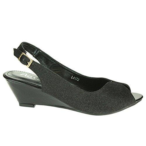 Suave Zapatos de Cordones de Otra Piel Para Mujer Gris Graphite/Reptile 7qBXG8Aks
