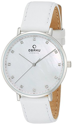 OBAKU watch 3 hands V186LXCPRW Ladies