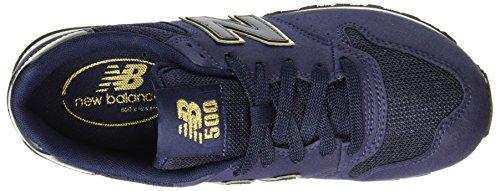 New Balance Gw500v1, Zapatillas para Mujer Azul (Blue Navy)