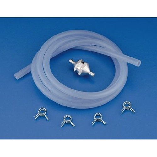 Du-Bro 680 Medium Tubing, Filter, Fuel Line Clip Combo Pack
