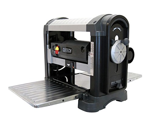 Cutech 40200H-CT 13'' Spiral Cutterhead Planer - Professional Model by Cutech Tool LLC