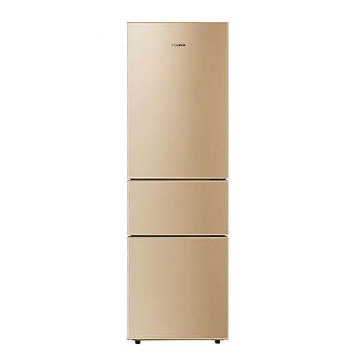 MYYQ Refrigerador de Tres Puertas hogar pequeño de Ahorro de ...