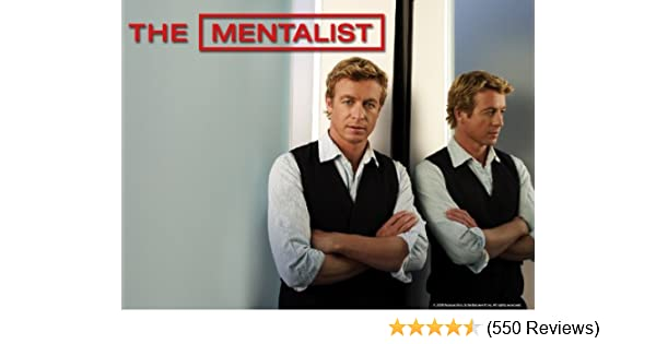 Amazon com: Watch The Mentalist: The Complete First Season