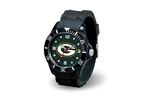 Rico Industries Nfl Green Bay Packers Spirit Watch