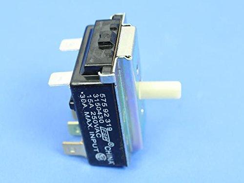 Whirlpool W3150430 Range Oven Selector Switch Genuine Original Equipment Manufacturer (OEM) Part