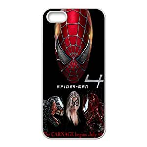 iPhone 5,5S Phone Case Spider Man SA83061