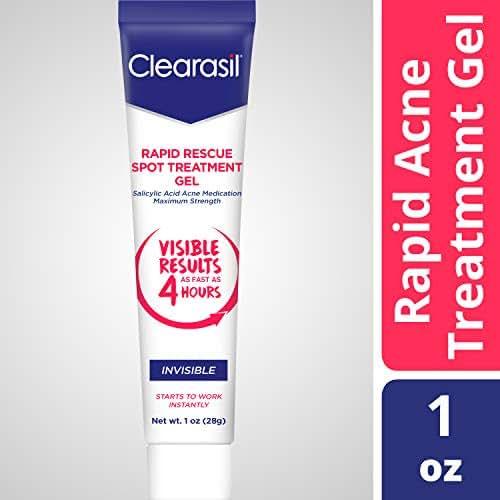 Clearasil Ultra Rapid Action Vanishing Treatment Cream, 1 oz.