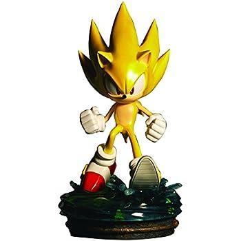 Amazon.com: Sonic The Hedgehog – Figura de la Estatua ...