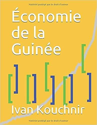 Économie de la Guinée