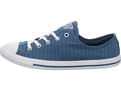 Zapatillas Converse All Star Dainty Ox (Blue Coast/White) blue coast