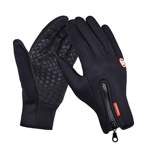 Touch Screen Gloves Cycling Running Driving Bicycling Skiing Gloves Warm Winter Gloves for Kids Women Men