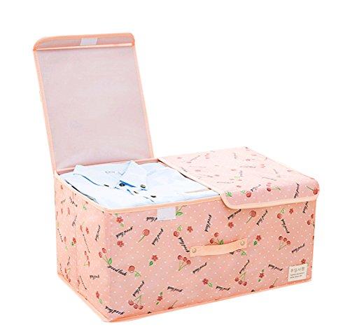 Clothes Organizer (Pink) - 9