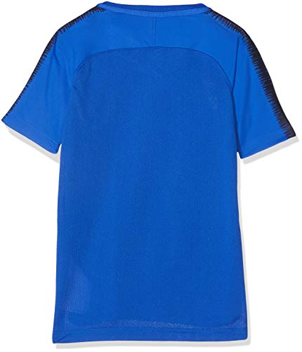 Gar T Royal On Nike blackened Breathe shirt Hyper Blue Squad q0a0IEWw