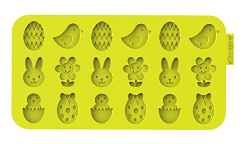 Chicks & Bunnies Silicone Mold
