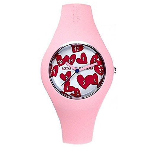 Reloj Ágatha Ruiz de la Prada AGR222 - Reloj chica POLO Pastel: Amazon.es: Relojes
