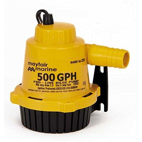 AMRM-22502 * Mayfair Proline Bilge Pump 500GPH