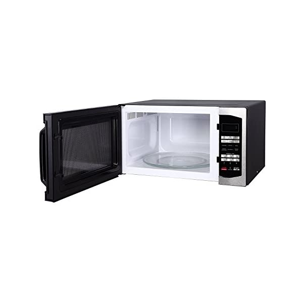 Magic Chef MCM1611ST 1100W Oven, 1.6 cu.ft, Stainless Steel Microwave 3